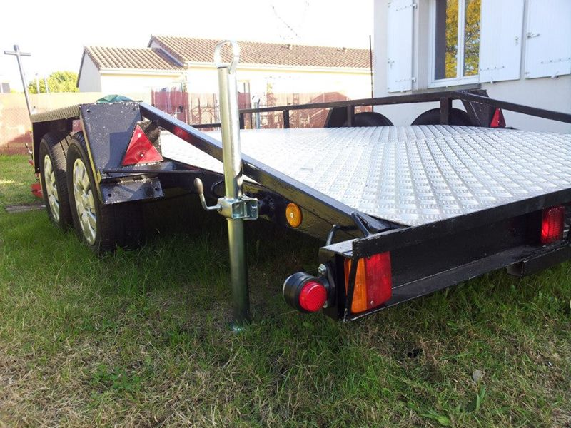 Finished Project : Custom Trailer N°2