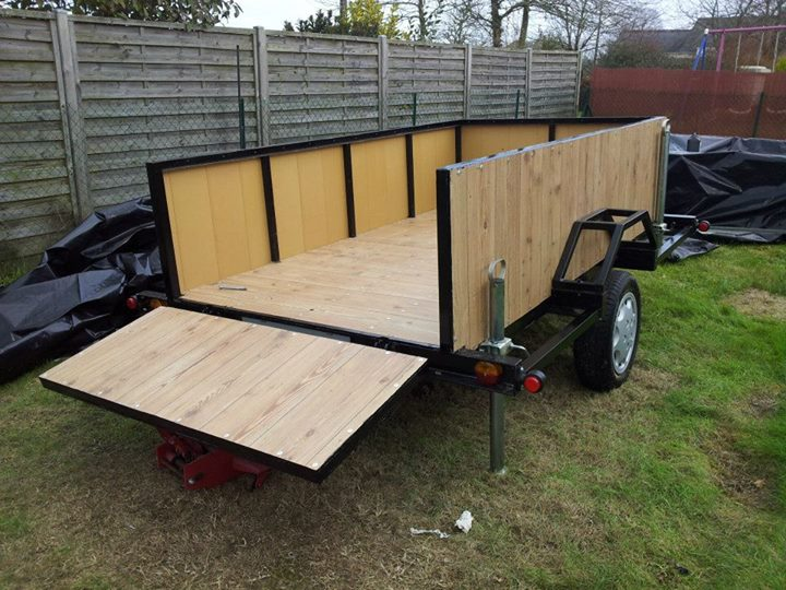 Finished Project : Custom Trailer N°3